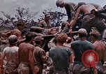 Image of Marines Okinawa Ryukyu Islands, 1945, second 6 stock footage video 65675052796