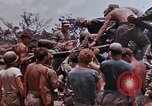 Image of Marines Okinawa Ryukyu Islands, 1945, second 7 stock footage video 65675052796
