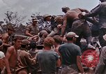 Image of Marines Okinawa Ryukyu Islands, 1945, second 10 stock footage video 65675052796