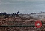 Image of 7th 155mm Gun Battalion Okinawa Ryukyu Islands, 1945, second 10 stock footage video 65675052799