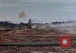 Image of 7th 155mm Gun Battalion Okinawa Ryukyu Islands, 1945, second 11 stock footage video 65675052799