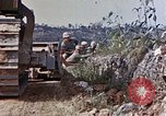 Image of 6th Marine Regiment 22nd Marines Okinawa Ryukyu Islands, 1945, second 10 stock footage video 65675052808