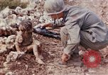 Image of 6th Marine Regiment 22nd Marines Okinawa Ryukyu Islands, 1945, second 6 stock footage video 65675052811