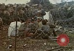 Image of Japanese prisoners Okinawa Ryukyu Islands, 1945, second 6 stock footage video 65675052813