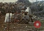 Image of Japanese prisoners Okinawa Ryukyu Islands, 1945, second 8 stock footage video 65675052813