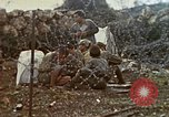 Image of Japanese prisoners Okinawa Ryukyu Islands, 1945, second 12 stock footage video 65675052813