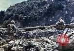 Image of 6th Marine Regiment 22nd Marines Okinawa Ryukyu Islands, 1945, second 8 stock footage video 65675052814