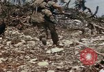 Image of 6th Marine Regiment 22nd Marines Okinawa Ryukyu Islands, 1945, second 7 stock footage video 65675052815