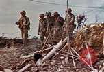 Image of 6th Marine Division Naha Okinawa Ryukyu Islands, 1945, second 3 stock footage video 65675052832
