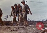 Image of 6th Marine Division Naha Okinawa Ryukyu Islands, 1945, second 9 stock footage video 65675052832