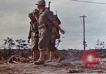 Image of 6th Marine Division Naha Okinawa Ryukyu Islands, 1945, second 11 stock footage video 65675052832