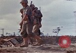 Image of 6th Marine Division Naha Okinawa Ryukyu Islands, 1945, second 12 stock footage video 65675052832