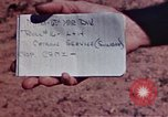Image of Chaplain Critz Okinawa Ryukyu Islands, 1945, second 3 stock footage video 65675052836