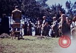 Image of Chaplain Critz Okinawa Ryukyu Islands, 1945, second 9 stock footage video 65675052836