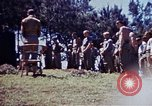 Image of Chaplain Critz Okinawa Ryukyu Islands, 1945, second 11 stock footage video 65675052836