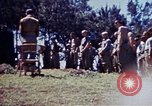 Image of Chaplain Critz Okinawa Ryukyu Islands, 1945, second 12 stock footage video 65675052836