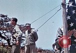 Image of 6th Marine Division 29th Marines Okinawa Ryukyu Islands, 1945, second 2 stock footage video 65675052838