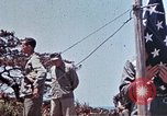 Image of 6th Marine Division 29th Marines Okinawa Ryukyu Islands, 1945, second 4 stock footage video 65675052838