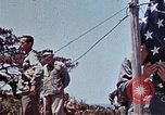 Image of 6th Marine Division 29th Marines Okinawa Ryukyu Islands, 1945, second 7 stock footage video 65675052838