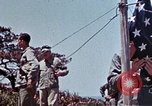 Image of 6th Marine Division 29th Marines Okinawa Ryukyu Islands, 1945, second 10 stock footage video 65675052838