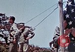 Image of 6th Marine Division 29th Marines Okinawa Ryukyu Islands, 1945, second 11 stock footage video 65675052838