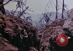 Image of 6th Marine Division 4th Marines Okinawa Ryukyu Islands, 1945, second 7 stock footage video 65675052840