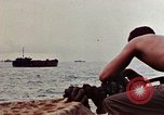 Image of Landing Craft Tank Ulithi Atoll Caroline Islands, 1945, second 5 stock footage video 65675052845