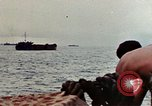 Image of Landing Craft Tank Ulithi Atoll Caroline Islands, 1945, second 9 stock footage video 65675052845
