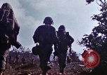 Image of 6th Marine Division 4th Marines Okinawa Ryukyu Islands, 1945, second 2 stock footage video 65675052856