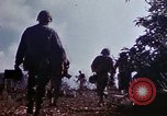 Image of 6th Marine Division 4th Marines Okinawa Ryukyu Islands, 1945, second 8 stock footage video 65675052856