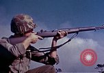 Image of 6th Marine Division 4th Marines Okinawa Ryukyu Islands, 1945, second 9 stock footage video 65675052856