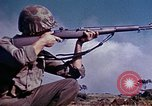 Image of 6th Marine Division 4th Marines Okinawa Ryukyu Islands, 1945, second 12 stock footage video 65675052856