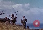Image of 6th Marine Division 4th Marines Okinawa Ryukyu Islands, 1945, second 3 stock footage video 65675052857