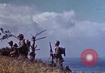 Image of 6th Marine Division 4th Marines Okinawa Ryukyu Islands, 1945, second 4 stock footage video 65675052857