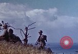 Image of 6th Marine Division 4th Marines Okinawa Ryukyu Islands, 1945, second 5 stock footage video 65675052857