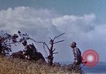 Image of 6th Marine Division 4th Marines Okinawa Ryukyu Islands, 1945, second 9 stock footage video 65675052857