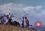 Image of 6th Marine Division 4th Marines Okinawa Ryukyu Islands, 1945, second 10 stock footage video 65675052857