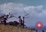 Image of 6th Marine Division 4th Marines Okinawa Ryukyu Islands, 1945, second 11 stock footage video 65675052857