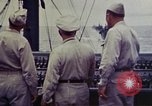 Image of Naval officer Commodore Herbert Knowles Okinawa Ryukyu Islands, 1945, second 2 stock footage video 65675052858