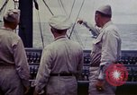Image of Naval officer Commodore Herbert Knowles Okinawa Ryukyu Islands, 1945, second 7 stock footage video 65675052858