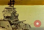 Image of USS Vincennes Cl-64 Okinawa Ryukyu Islands, 1945, second 1 stock footage video 65675052872