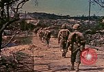 Image of 22nd Marine Regiment Naha Okinawa Ryukyu Islands, 1945, second 4 stock footage video 65675052883