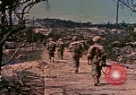 Image of 22nd Marine Regiment Naha Okinawa Ryukyu Islands, 1945, second 6 stock footage video 65675052883