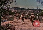 Image of 22nd Marine Regiment Naha Okinawa Ryukyu Islands, 1945, second 8 stock footage video 65675052883