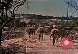 Image of 22nd Marine Regiment Naha Okinawa Ryukyu Islands, 1945, second 9 stock footage video 65675052883