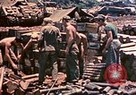 Image of U.S.Marines Okinawa Ryukyu Islands, 1945, second 2 stock footage video 65675052895