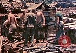Image of U.S.Marines Okinawa Ryukyu Islands, 1945, second 5 stock footage video 65675052895