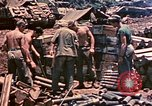 Image of U.S.Marines Okinawa Ryukyu Islands, 1945, second 6 stock footage video 65675052895