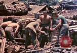 Image of U.S.Marines Okinawa Ryukyu Islands, 1945, second 8 stock footage video 65675052895