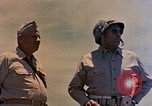 Image of Generals Geiger and del Valle Mobuni Okinawa Ryukyu Islands, 1945, second 12 stock footage video 65675052903